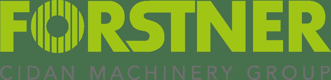 metalo apdirbimo įrangos gamintojo FORSTNERlogotipas