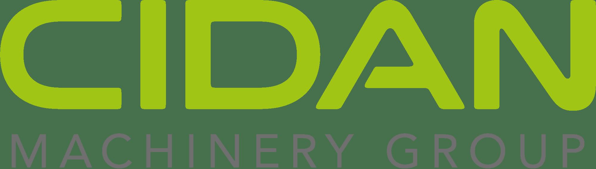 metalo apdirbimo įrangos gamintojo cidan logotipas