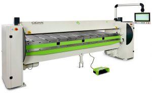 Folding machine CIDAN F