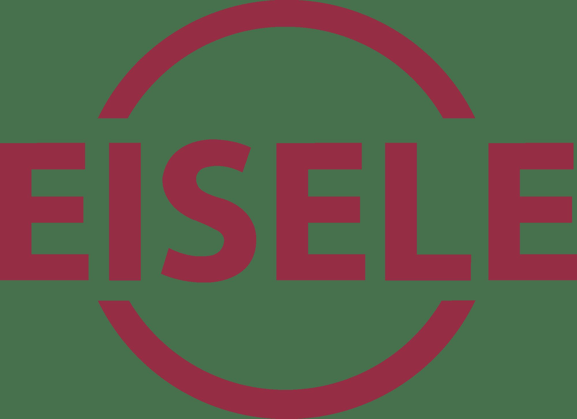 Logo Eisele Prospektfarbe