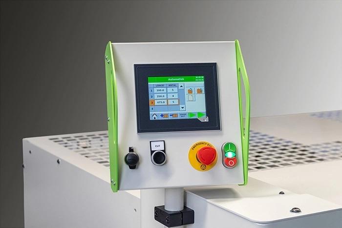 valdymo sistema CutLink   control system