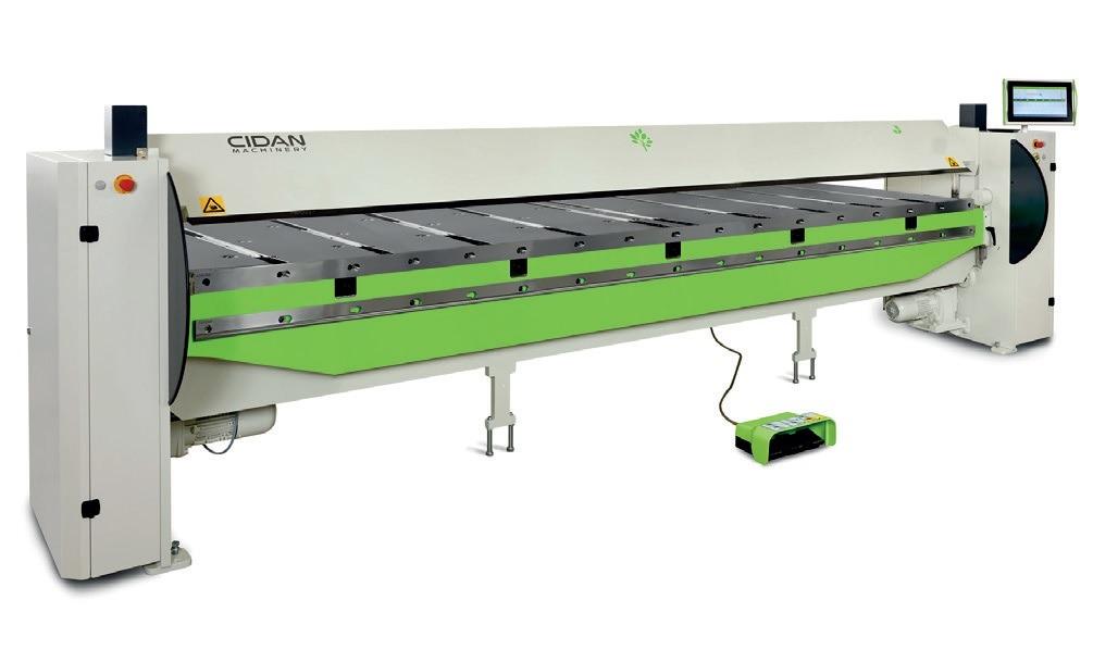 Lankstymo staklės CIDAN F41   folding machine CIDAN F41