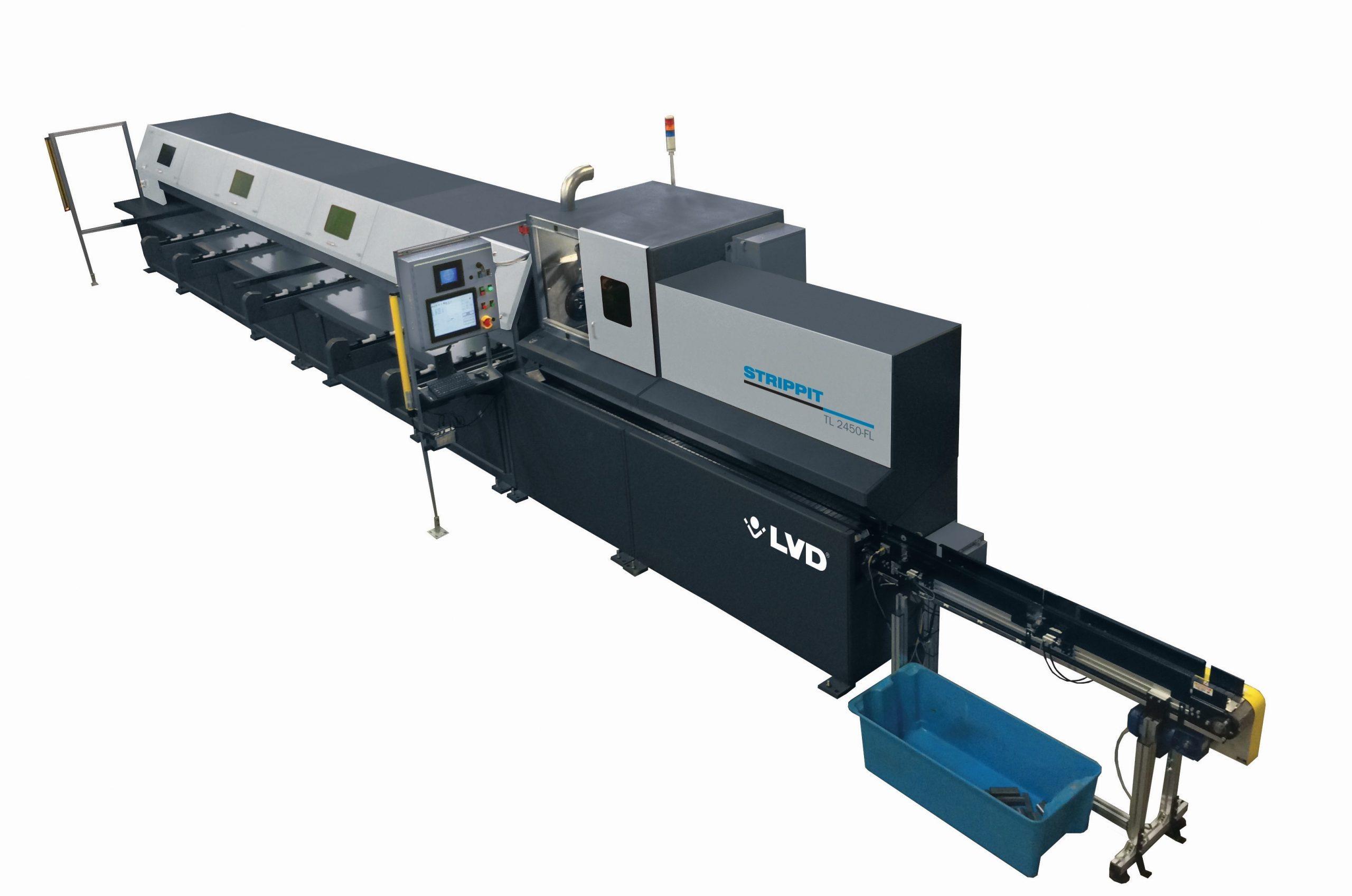 Tube laser LVD TL 2450-FL