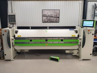 CIDAN FX folding machine