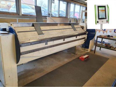 CIDAN folding machine K Combi