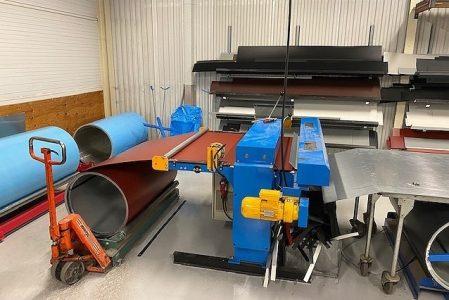Used machine CTL Forstner