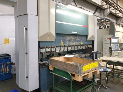 press brake DURMA AD-S 30135