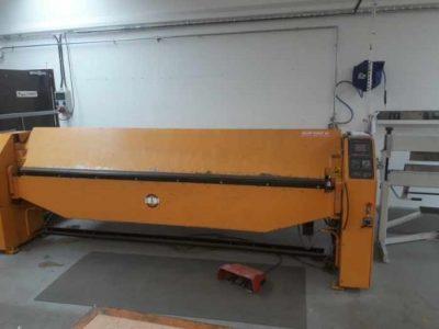 Used folding machine RAS