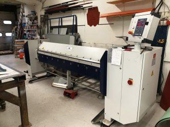 folding machine schroder makv .